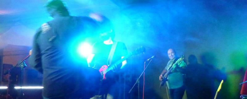 Gerard on Mucho Mojo Live@civico 138